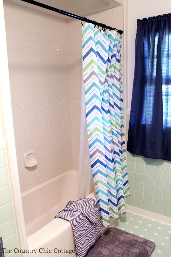 Bathroom Remodel Plus A Bath Fitter Testimonial The Country Chic - Bath fitters for the bathroom