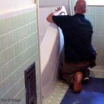 Get a new bathtub in a day with Bath Fitter! See pictures of a installation and get opinions from a real client.