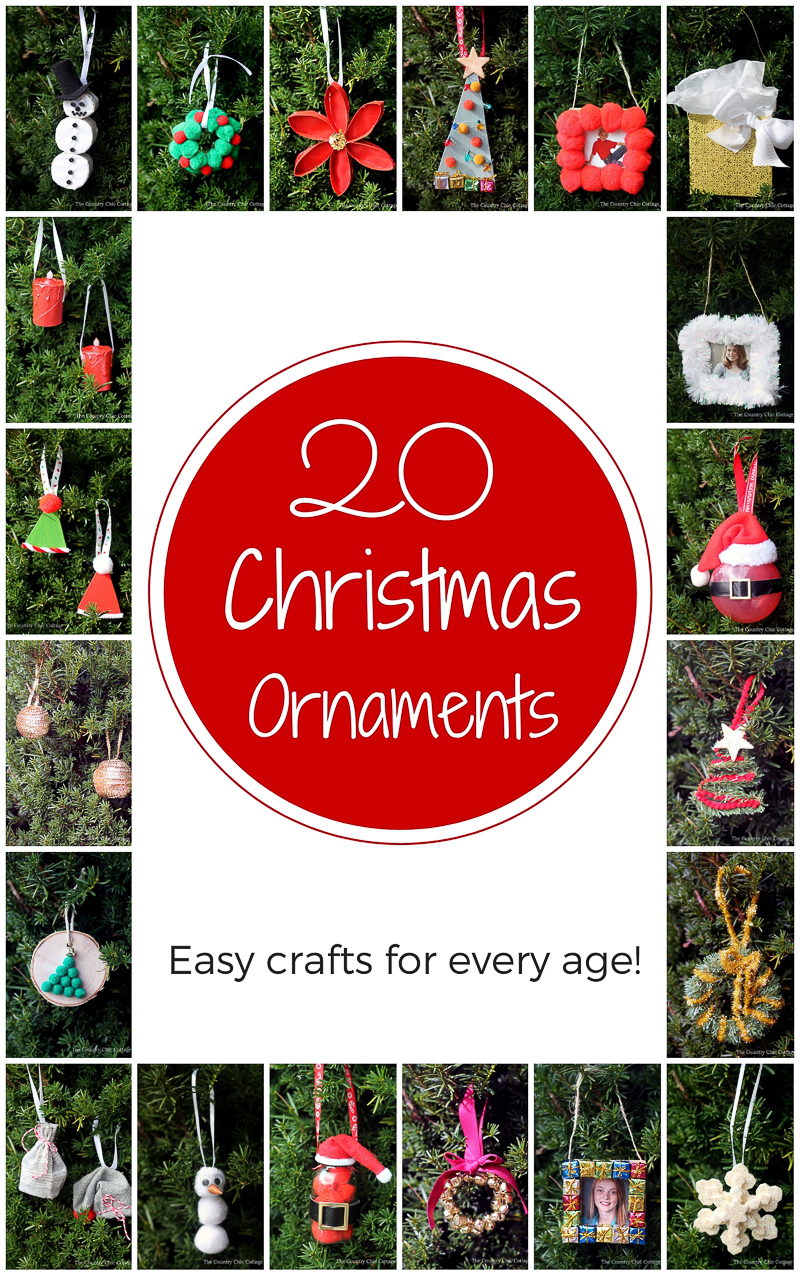 diy christmas ornaments book
