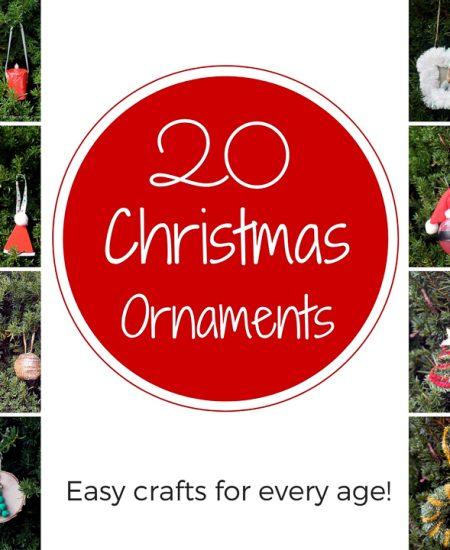 diy christmas ornaments book