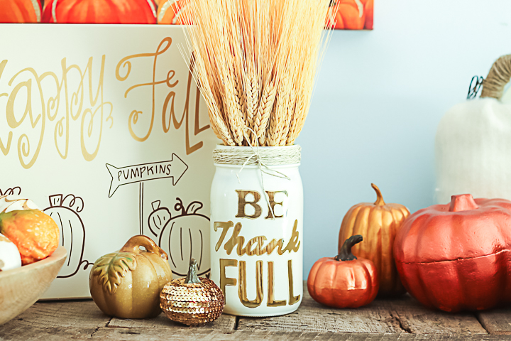 Thanksgiving Mason Jars You Can Make The Country Chic Cottage