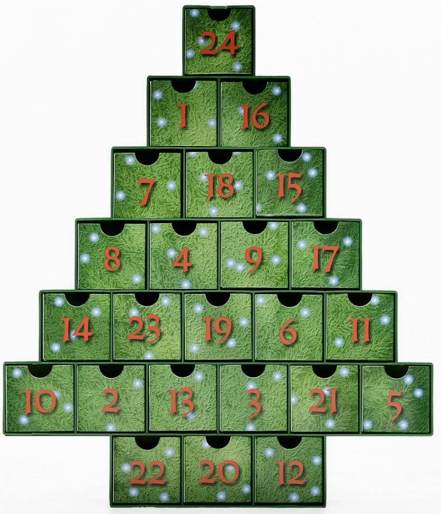 20 ideas for a christmas advent calendar the country chic cottage make an advent calendar for your kids this christmas with these great ideas i love solutioingenieria Images