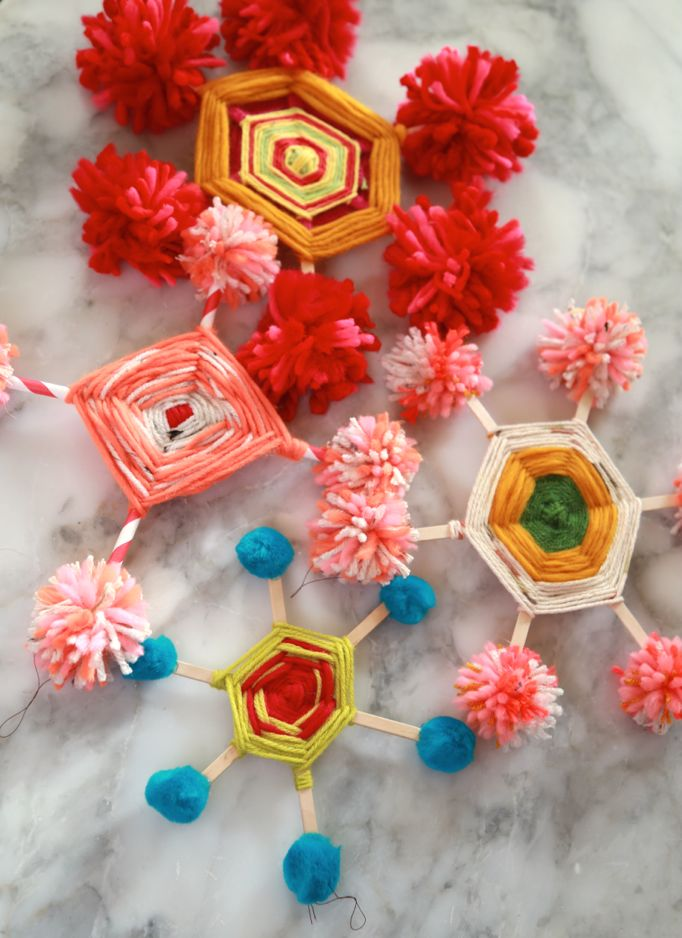 Quick and easy Christmas crafts