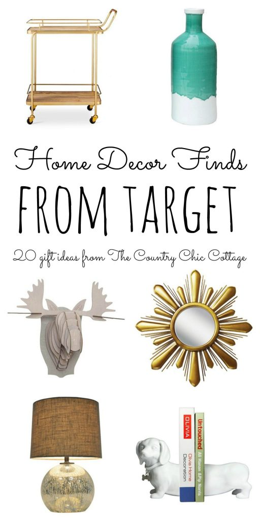 Home Decor Finds From Target The Country Chic Cottage Diy Home Decor Crafts Farmhouse