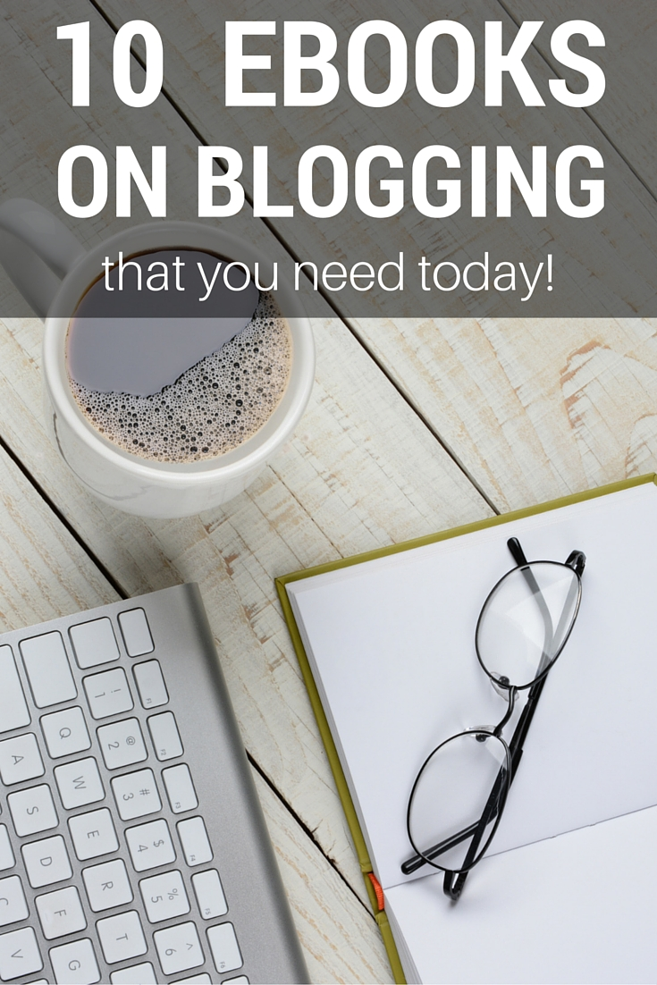 A great collection of ebooks for bloggers! A great way to read up and grow your blog!