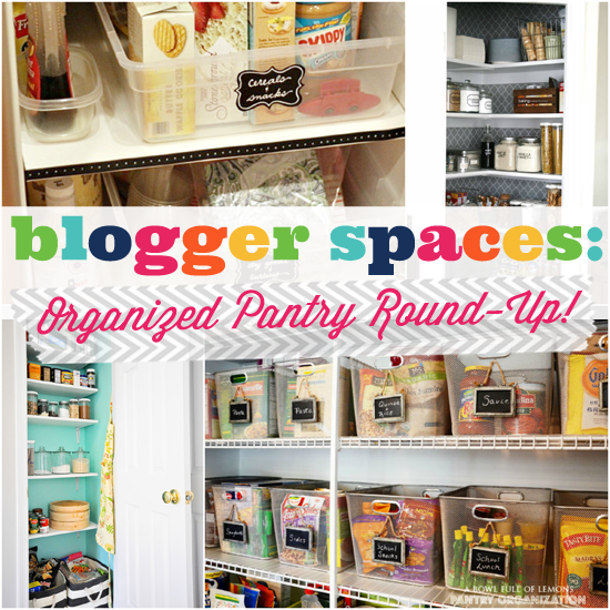 Organizing Pantry Shelves Realistically Organized Pantries: Pantry Organization Labels