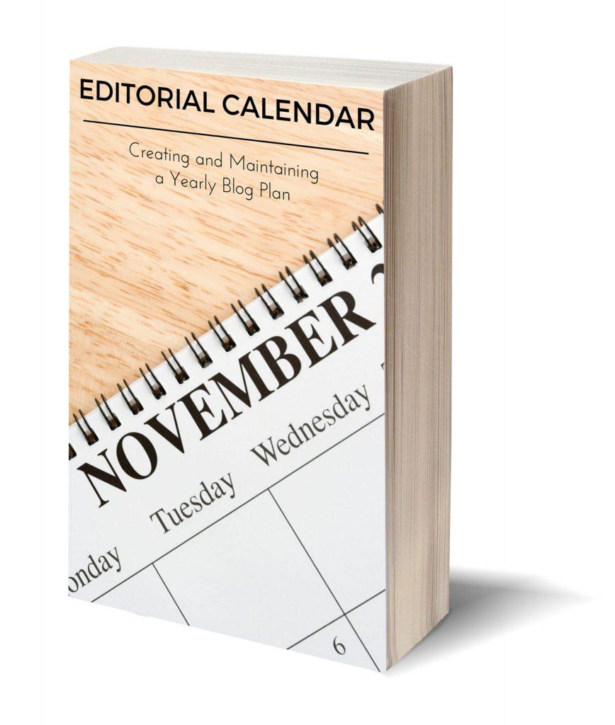 Diy Editorial Calendar : Editorial calendar ebook the country chic cottage