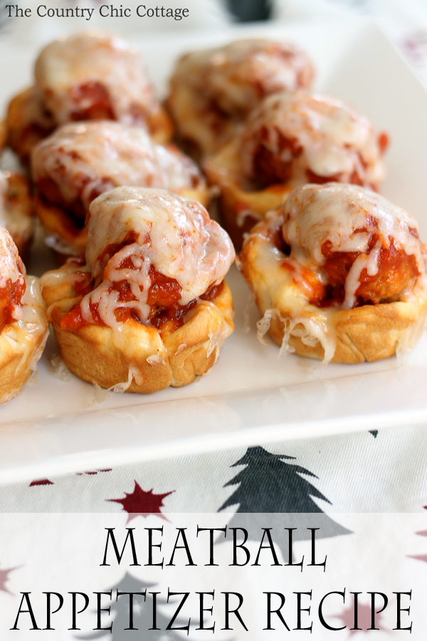 Make this meatball appetizer recipe for your next party! Serve up individual portions of a meatball sub with this fun idea!