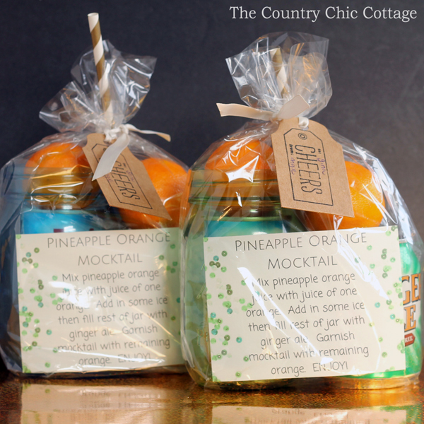 mocktail gift in a jar-003