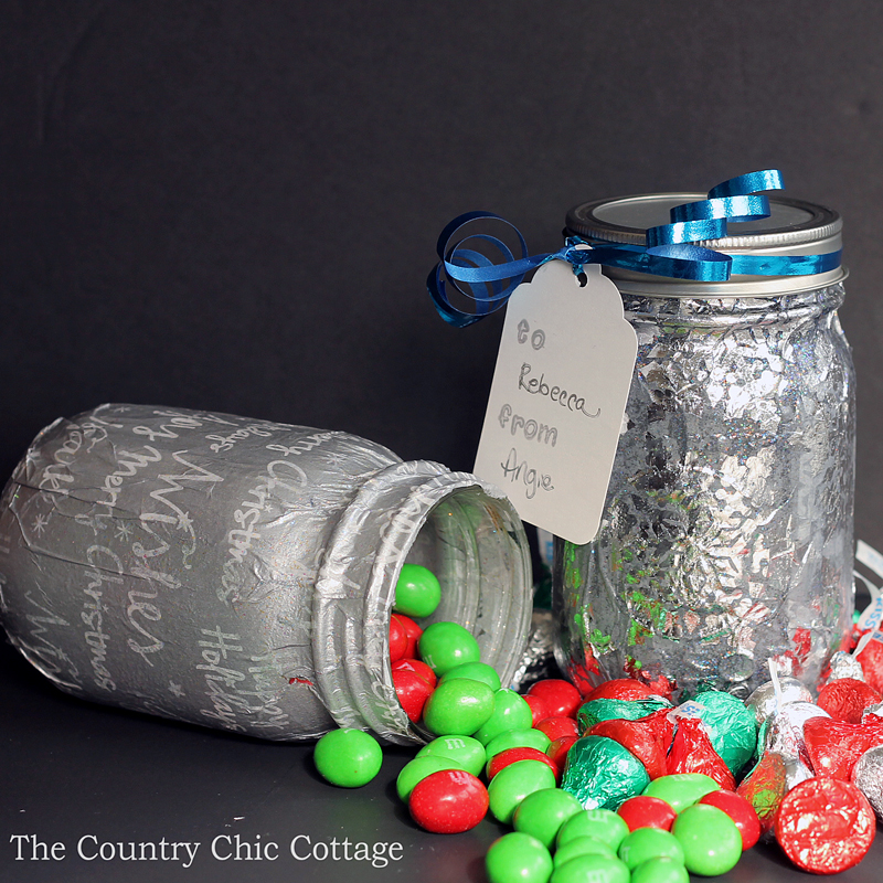 tissue paper wrapped gift jars-008