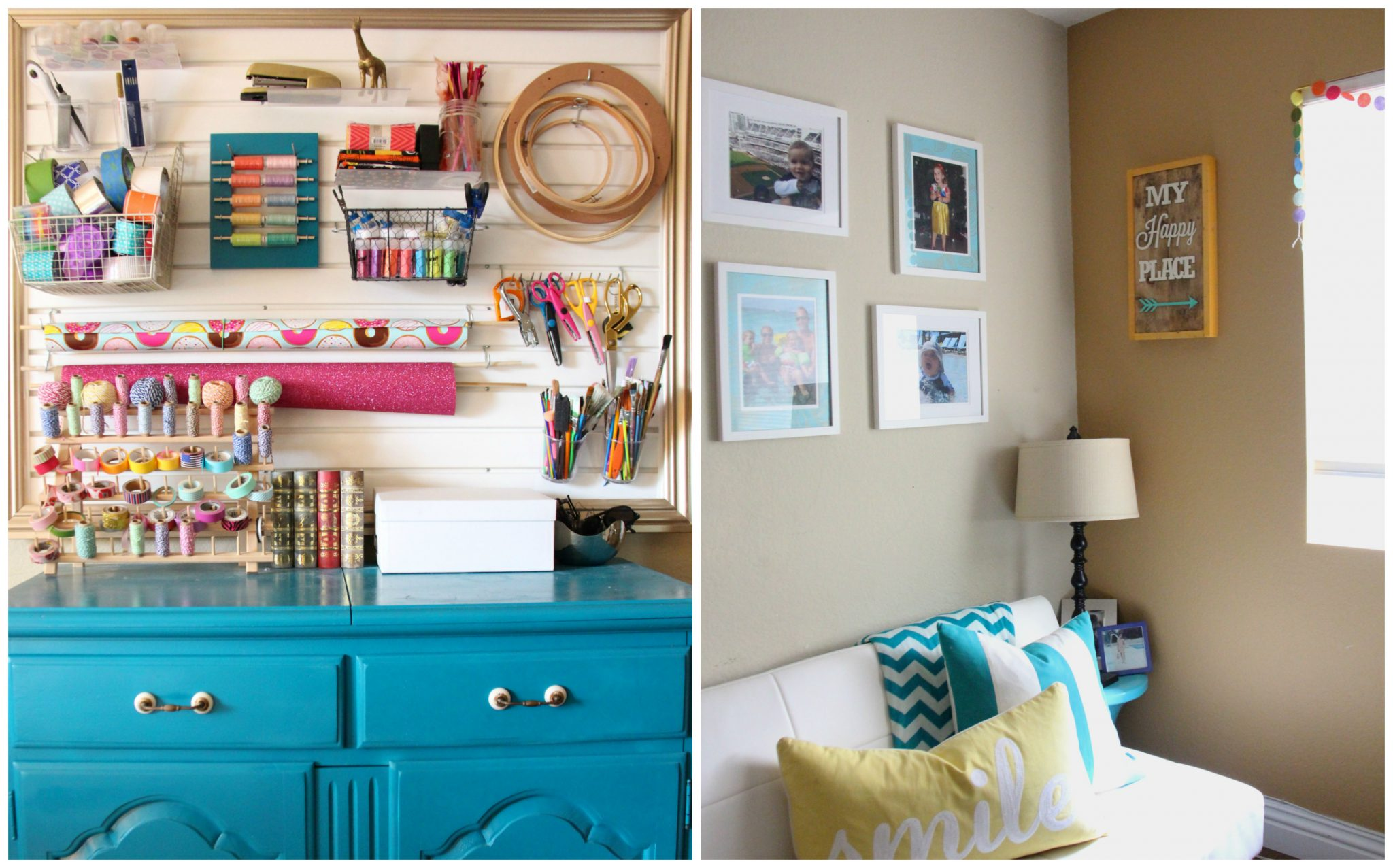 Take Tours Of Over 25 Amazing Craft Room In This Series A Great Way To