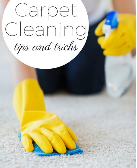 Carpet cleaning tips and tricks that you need for your home!