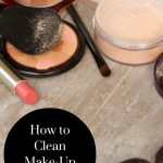Learn how to clean make up brushes in this guide!