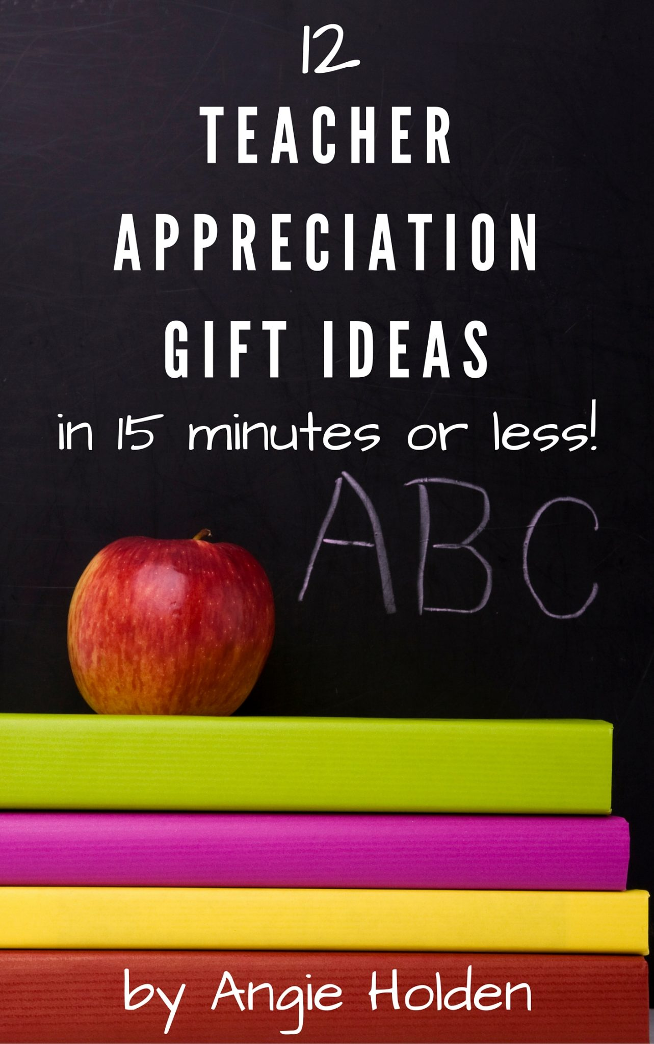 10 free printable teacher gift ideas! Great ideas for gifts that are free to print in your home! Great for Teacher Appreciation Week!