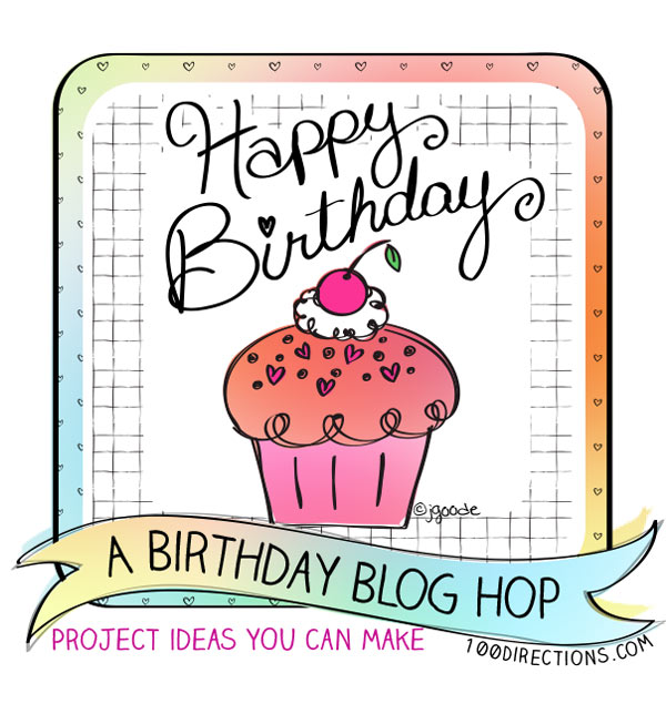 Happy Birthday Ideas Blog Hop