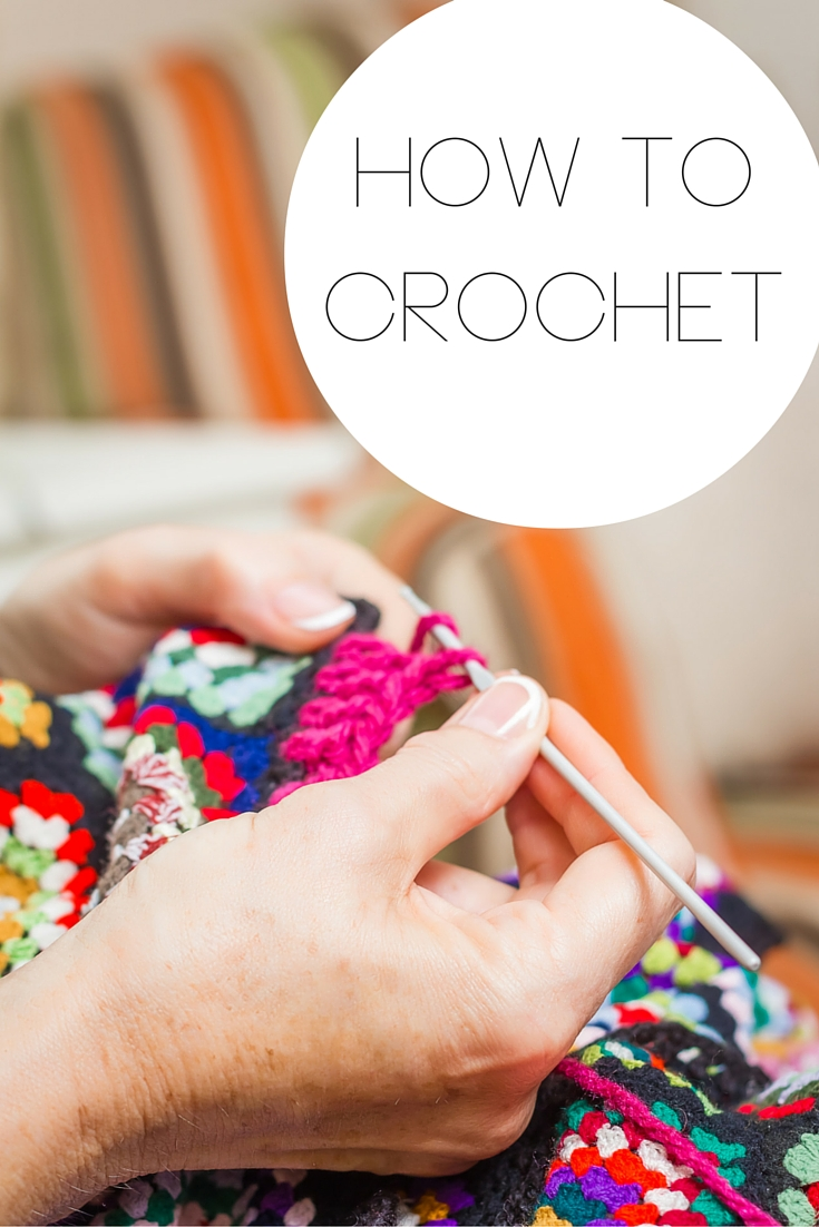 Teach Me How To Crochet : Learn how to crochet with these great tutorials! If you have ever ...