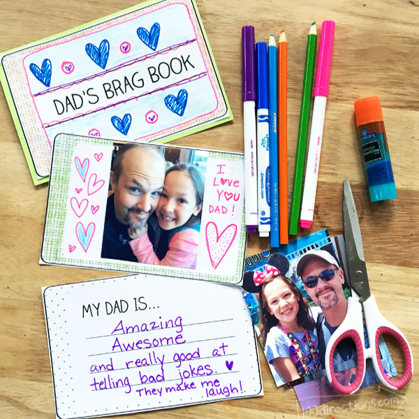 Quick and easy Father's Day gift ideas that anyone can make!