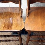 Learn how to refinish wood furniture! The techniques you need to stain your furniture properly!
