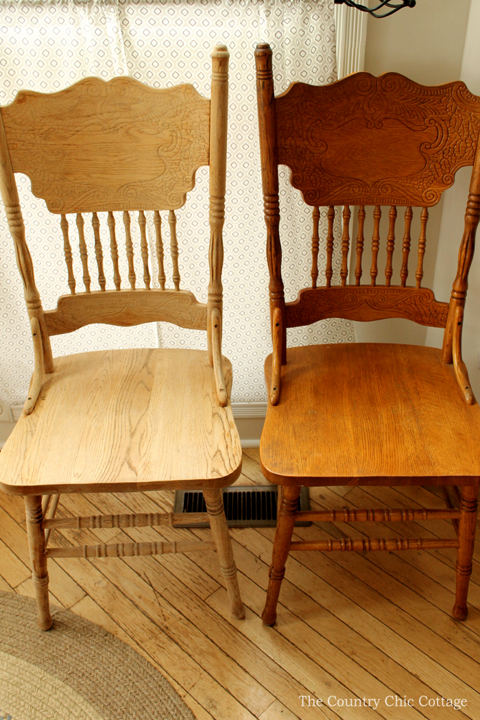Refinish wooden chairs home design for Redo furniture