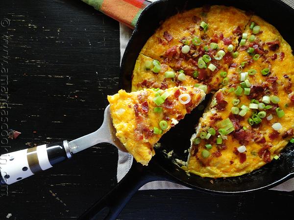bacon-cheese-frittata-wedge