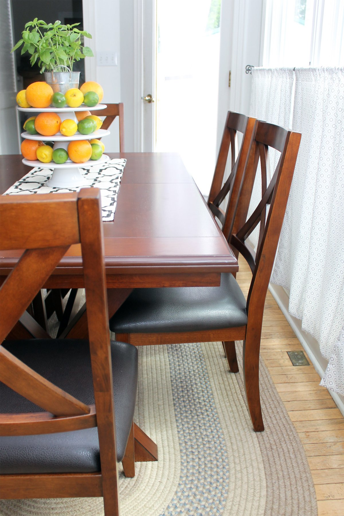 Popular An addition of a farmhouse table makes a great statement in any home