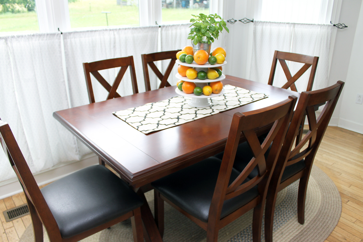 Farmhouse Table A New Addition The Country Chic Cottage