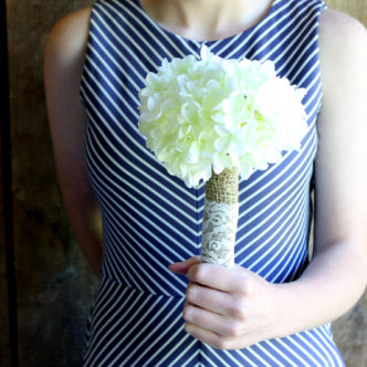Make a Wedding Bouquet