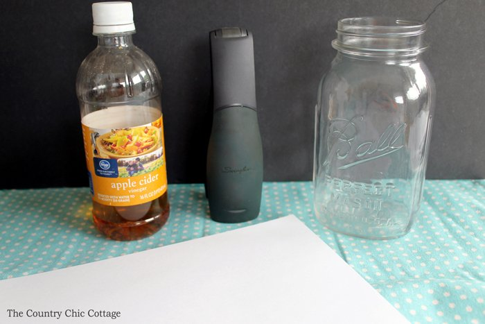 Make this mason jar fruit fly trap for your home this summer! Keep those fruit flies at bay with this project that only takes seconds to make yourself!