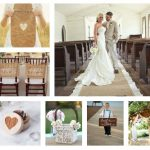 Great rustic wedding ideas perfect for your farmhouse barn wedding!