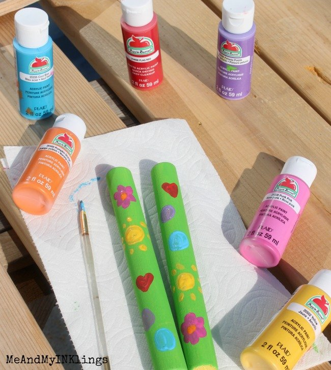 Make these great 15 minute scout crafts with your girl or boy scout troop!