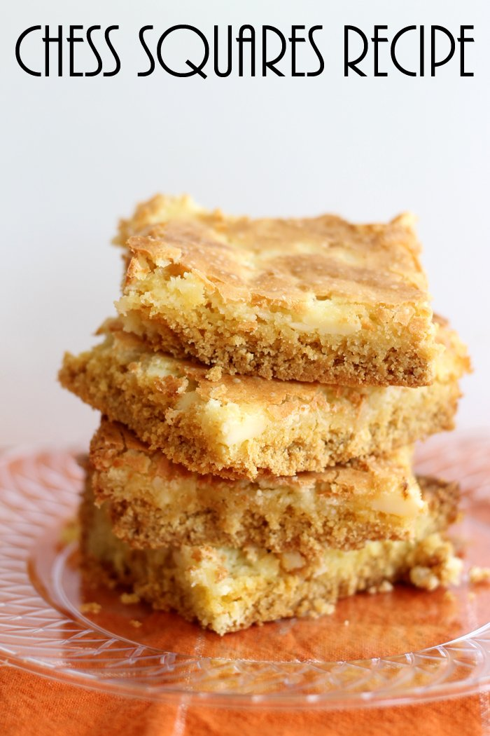 Chess Squares Recipe The Country Chic Cottage