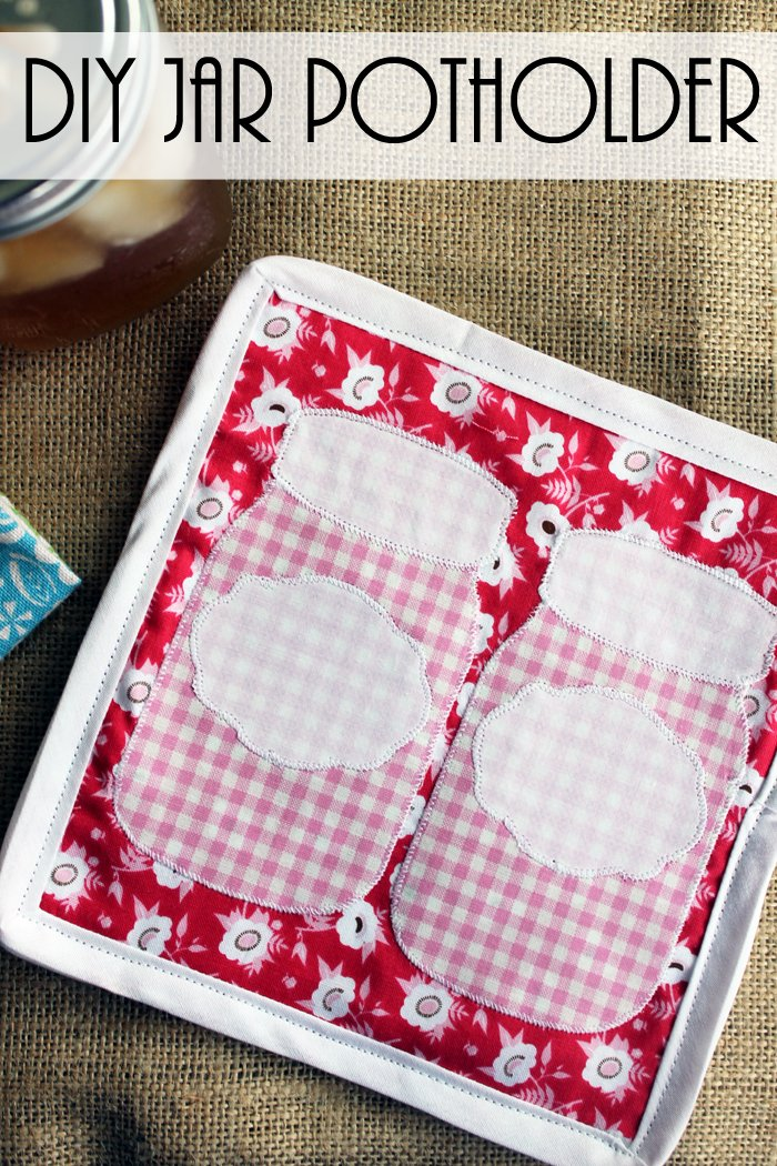 How To Make A Potholder The Country Chic Cottage
