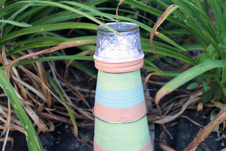 Make This Garden Lighthouse For Your Outdoor Decor A Fun Diy Project That  Is Perfect With Lighthouse Diy Project.