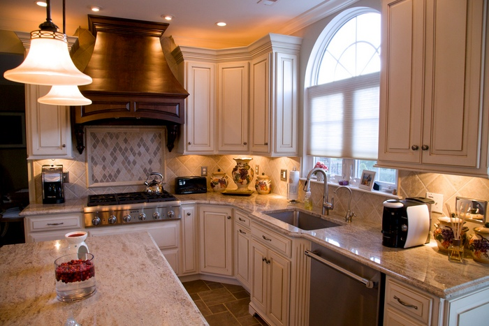 Natural Kitchen Counter Options - explore the options for your new or remodeled kitchen!