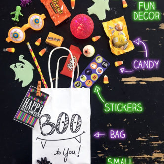 Tips to Make Your Own Boo Bags