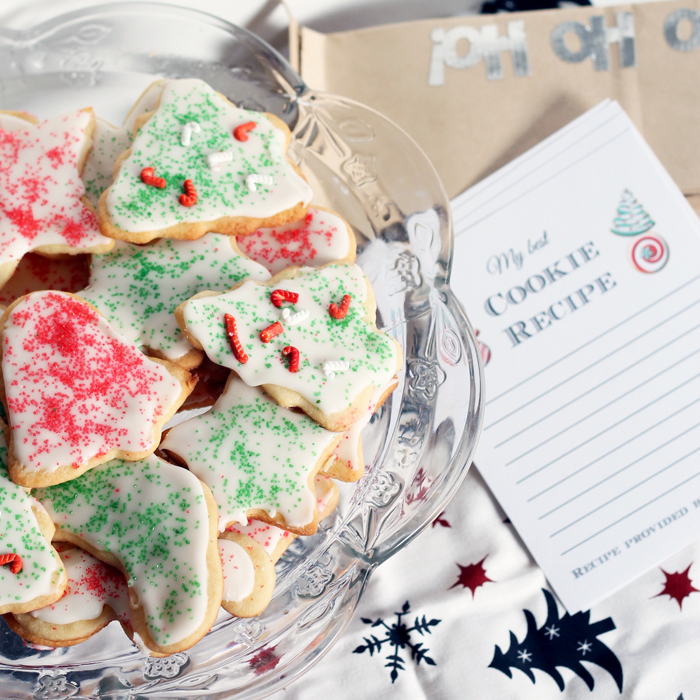 Cookie Exchange Party Free Printables - The Country Chic Cottage
