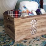 Guest Welcome Basket - add this basket to make your guests feel more at home!