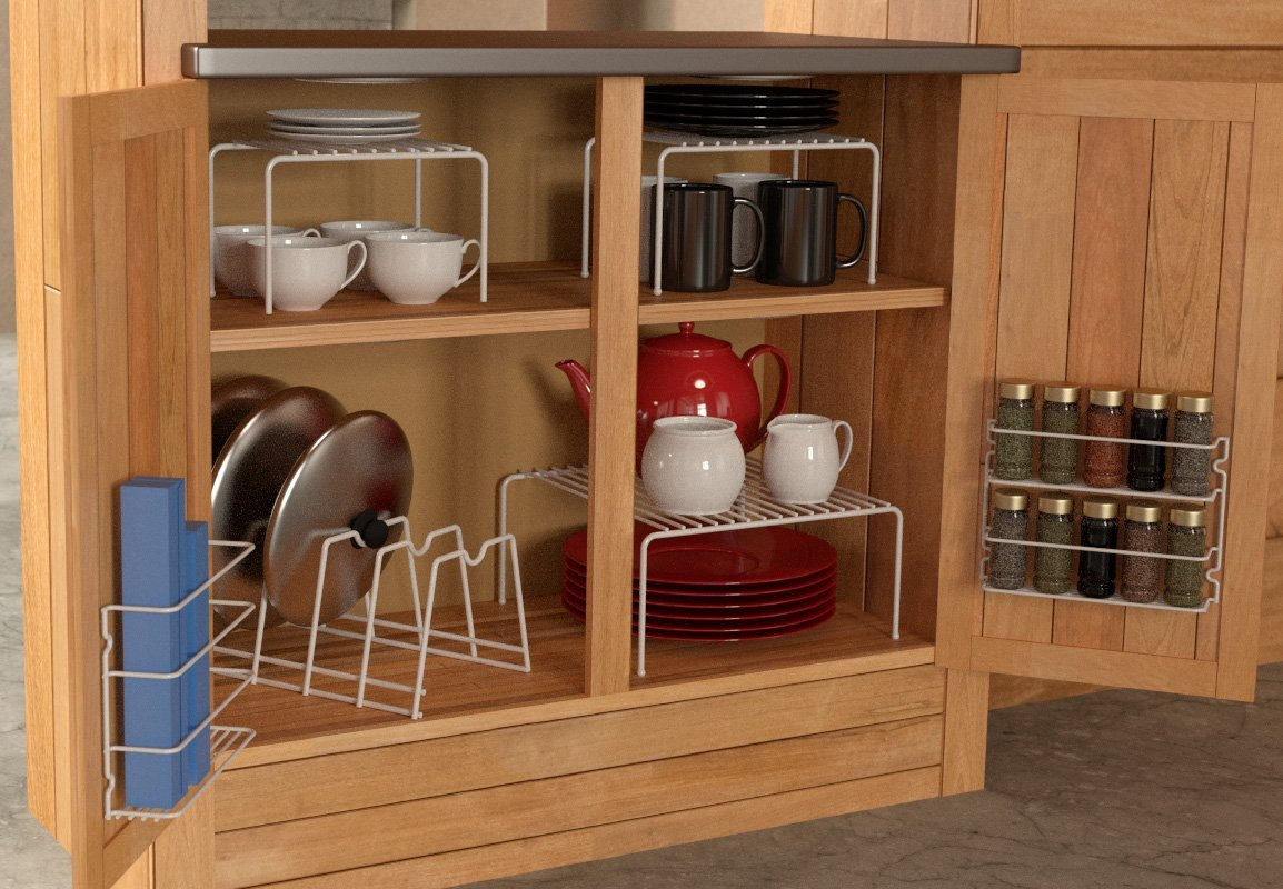 For Kitchen Organization Kitchen Organization The 10 Supplies You Need The Country