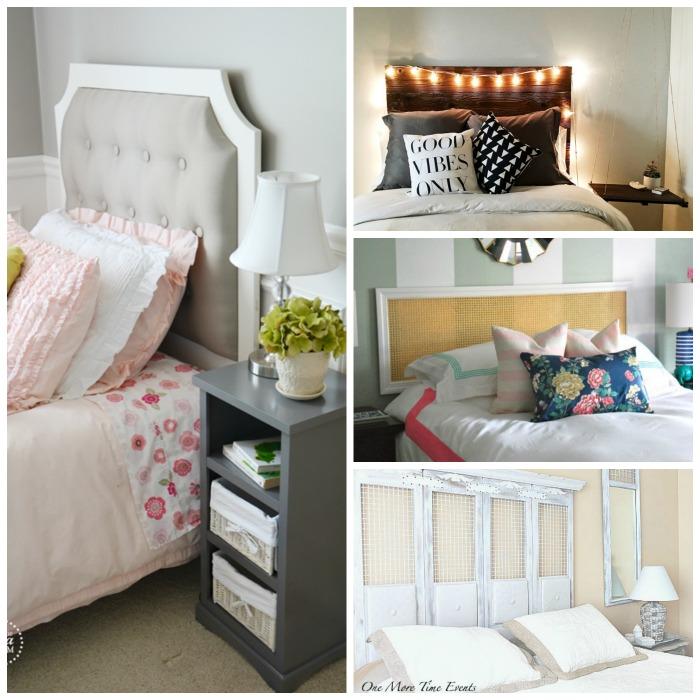 Headboard Ideas 10 unique headboard ideas for your bedroom - the country chic cottage