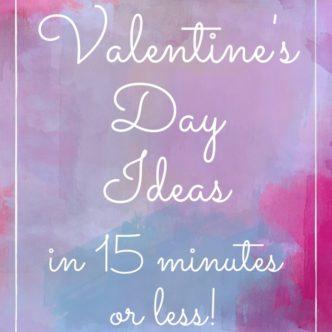 Valentine'sDayIdeas