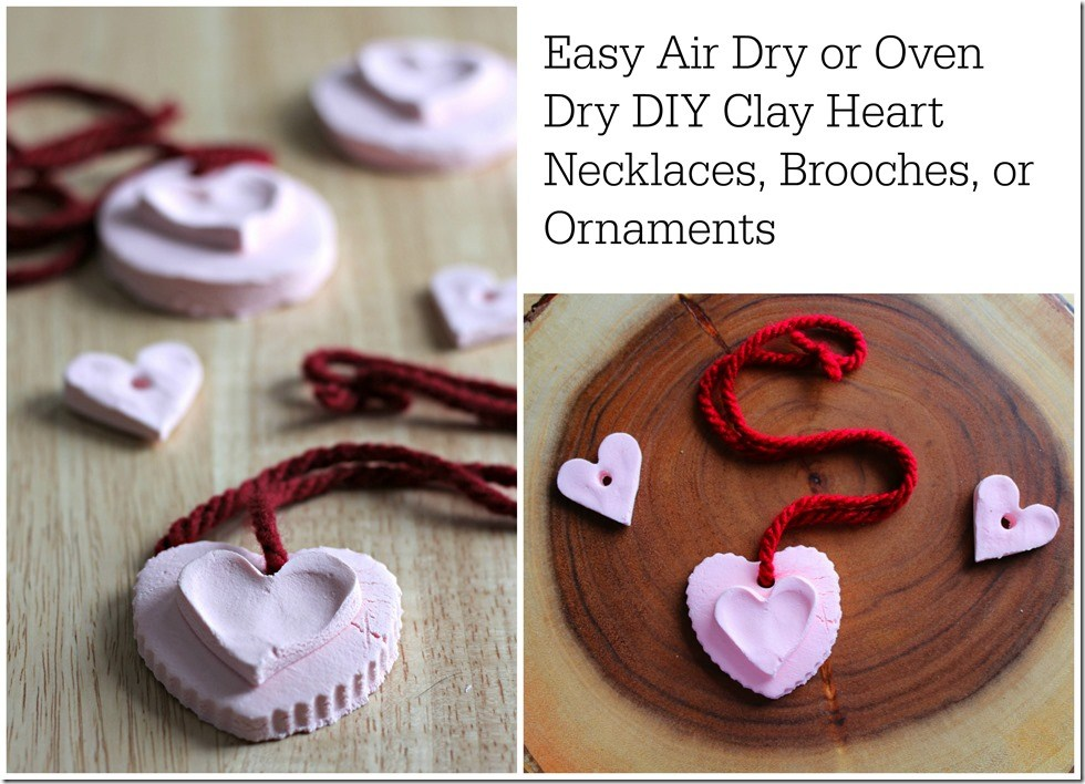 Great quick and easy Valentine's Day crafts that can be made in 15 minutes or less!