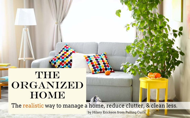 the organized home online course