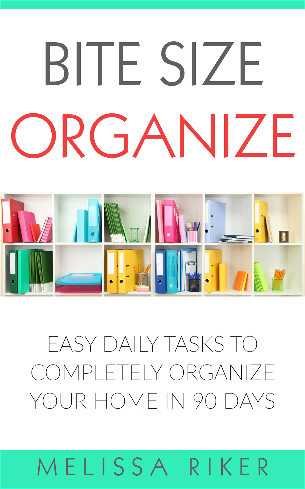 The Best Cleaning and Organizing Books - a list of books you need for your home!
