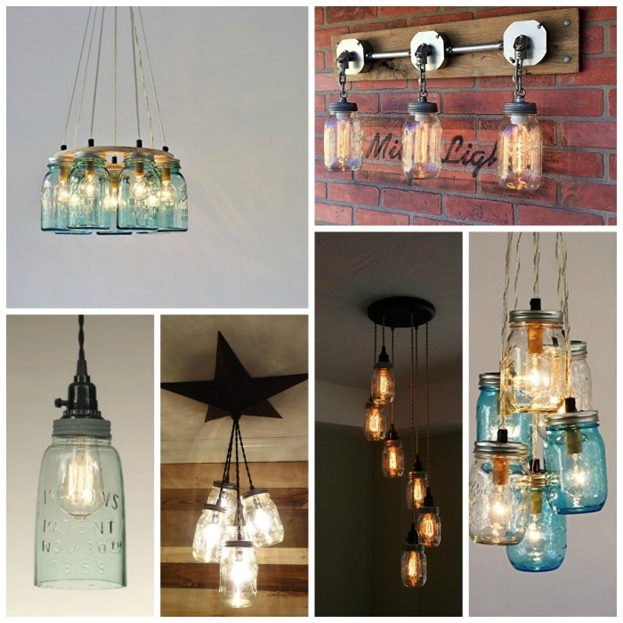 Best 25+ Mason jar lighting ideas on Pinterest | Mason jar light ...