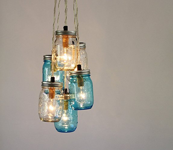 Mason Jar Chandelier: Mason Jar Kitchen Lights For Your Home