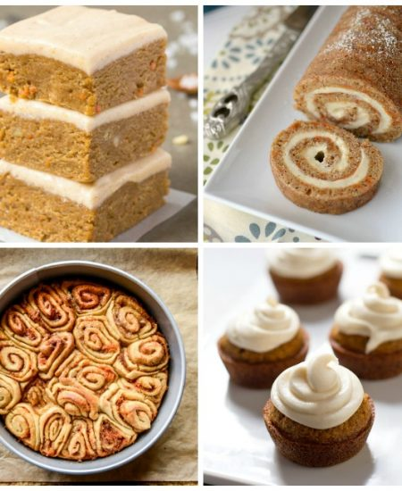 Carrot Cake Recipes - the ultimate list of over 20 carrot cake recipes for your parties and family meals!
