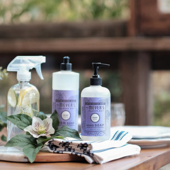 Free Spring Cleaning Supplies Including Mrs. Meyer's