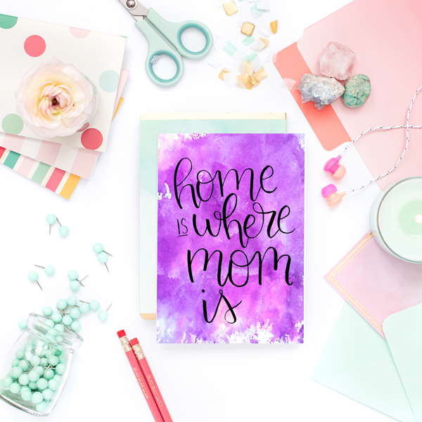 Quick and easy Mother's Day Ideas