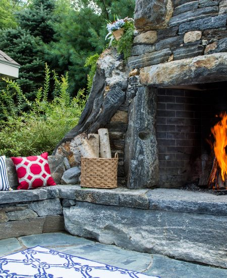 Decorative stone for your landscape - consider these options when planning your outdoor living area!