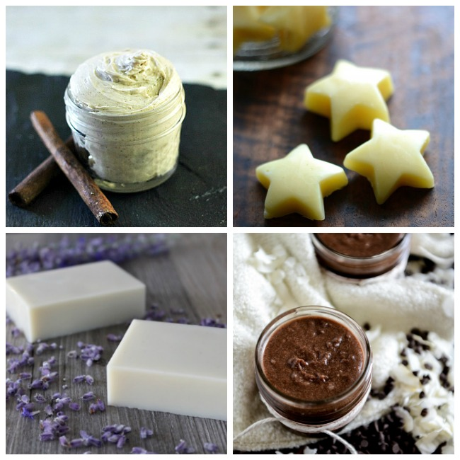 Handmade beauty - make your own beauty products with these DIY recipes!